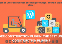 Under Construction Plugin
