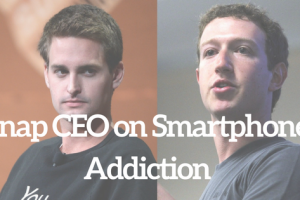 nap CEO on Smartphone Addiction
