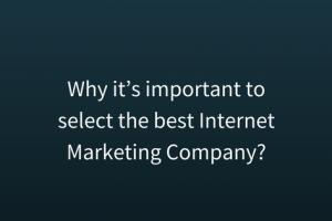 best internet marketing company